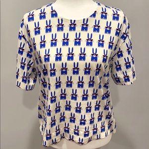 Peter Jensen Bunny T-Shirt